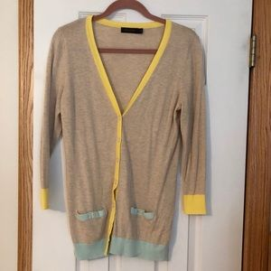 The limited cardigan!